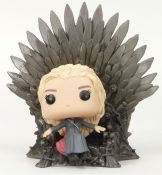 Funko 37792 Daenerys Targeryon on Iron Throne